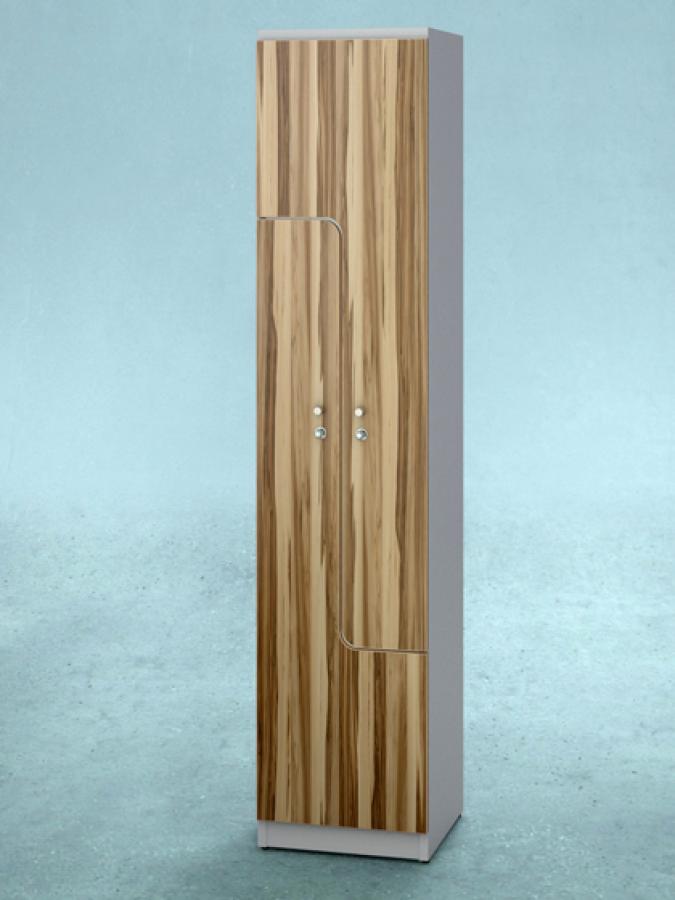 Szafa L2 DPM_drzwi R 3161V_korpus RAL 9002_mała