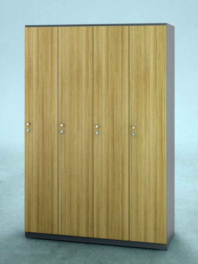 Szafa S-120_4D DPM_drzwi R3101L_korpus RAL 7016_mała