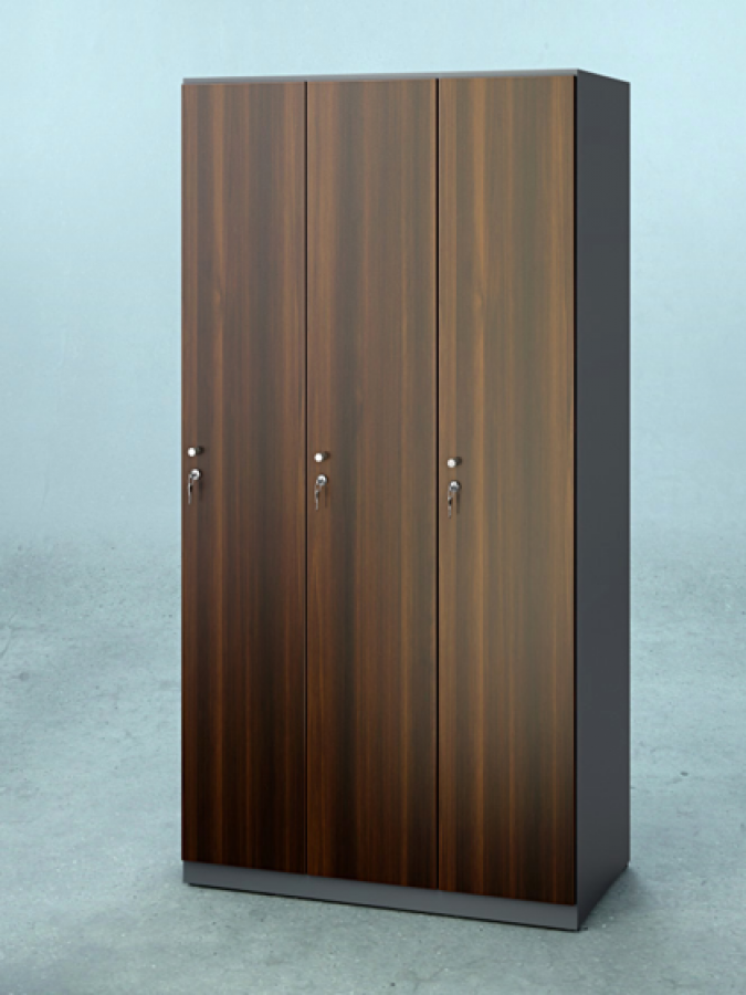 Szafa S-90 DPM_drzwi R4835C_korpus RAL 7016_mała