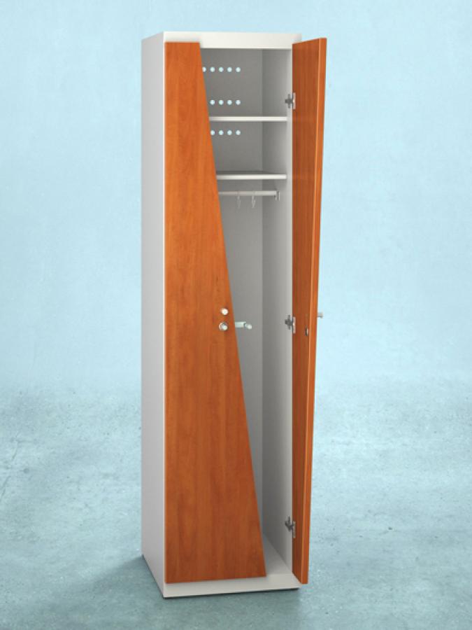 Szafa V2 DPM _ drzwi R 4964M _ korpus RAL 9002_mała